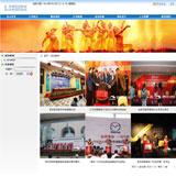 礼仪庆典网站成功案例页面