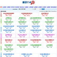 翻译公司名录网站源码