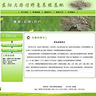 野兔养殖网站源码