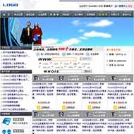 网络公司网站代码
