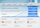 软件网络公司网站模板免费下载