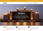 华丽大酒店官网网站模板下载