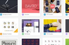 DIV+CSS自适应图片展示页面模板