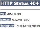 HTTP Status码代表含义