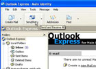 Outlook Express中的.dbx文件作用