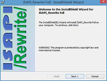 ISAPI Rewrite v1.3 for IIS